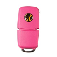 XHORSE VVDI2 Volkswagen B5 Type Color Special Remote Key 3 Buttons (Red, Yellow, Blue and Green)