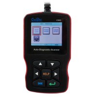 Newest Creator C500 Auto Diagnostic Scanner for OBDII/EOBD/BMW/Honda/Acura