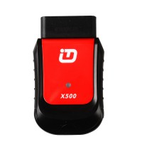 (US/UK Ship No Tax) XTUNER X500+ X-500+ Bluetooth OBDII Scanner Auto OBD2 Special Functions Diagnostic Tool Supports Android Phone/Pad