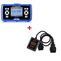 Original SuperOBD SKP-900 SKP900 Plus Hand-held NSPC001 Automatic Pin Code Reader For Nissan