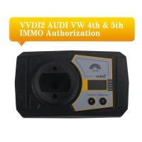 (Prom) VVDI2 AUDI VW 4th & 5th IMMO Functions Authorization Service