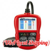 (POST Free Shipping) NEXT GENERATION OBDII&CAN SCAN TOOL AutoLink AL319 (US Local Shipping)
