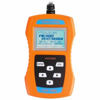(US Ship No Tax) VAG506M Code Reader Support TP-CAN and New UDS Protocol