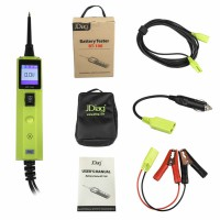 Original JDIAG BT-100 Battery Electrical System Circuit Tester (US Ship No Tax)