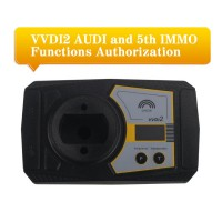 V-AG Audi 5th IMMO Authorization for VVDI2