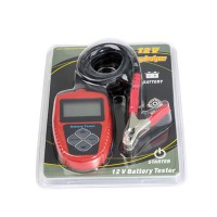 QUICKLYNKS BA102 Motorcycle Battery Tester (US Ship No Tax)