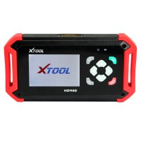 Latest XTOOL HD900 Heavy Duty Truck Code Reader 2 Years Free Update