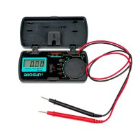 (US Ship No Tax) All-Sun EM3081 Digital Multimeter for Measuring DC and AC Voltage