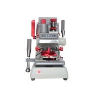 JINGJI L3 Vertical Mechanical Key Cutting Machine 45 Angle All Side Clamp