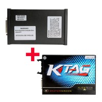 Newest No Token Limitation V5.017 KESS V2 for Both Car and Trucks plus V7.020 KTAG Master Version Software 2.47 ECU Programming Tool