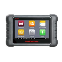 AUTEL MaxiCheck MX808 Android Tablet Diagnostic Tool Code Reader One Year Free Online Update