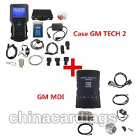 (Promotion) Vetronix GM Tech 2 Diagnostic Scanner with Case Plus Wifi GM MDI Multiple Diagnostic Interface with SPS Software