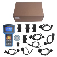 V2017.8 Standard T300 Key Programmer English Blue