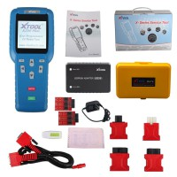 Original XTOOL X300 Plus X300+ Auto Key Programmer with Special Function with EEPROM Adapter 2 Years Free Update