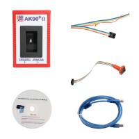 V3.19 BMW AK90+ II New Generation AK90 Key Programmer for All BMW EWS Until 2018