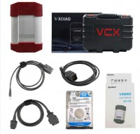 ALLSCANNER VXDIAG A3 Support BMW LAND ROVER & JAGUAR and VW can replace bmw icom & 5054a & JLR