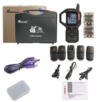 (Support US/UK Local Ship) 100% Original V2.4.1 XHORSE VVDI Key Tool Remote Key Programmer (EU, US version)
