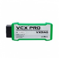 VXDIAG VCX NANO Pro For GM/FORD/MAZDA/VW/HONDA/VOLVO/TOYOTA/JLR 7-in-1 Auto OBD2 Diagnostic Tool