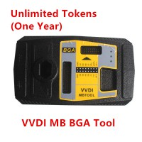 Unlimited Tokens for VVDI MB Tool Password Calculation One Year