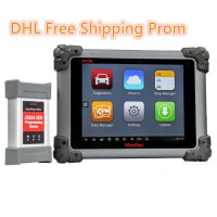 (Promotion) 100% Original Autel MS908P MaxiSys MS908 Pro MS908S PRO with MaxiFlash Elite J2534 ECU with WiFi Online Programming Coding and Diagnosis