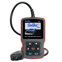 V10.1 Creator C502 BENZ & OBDII/EOBD Multi-system Scanner (US Ship No Tax)