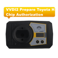 New VVDI2 Prepare Toyota H Chip Authorization Service (VT-01)