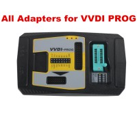 All adapters for V4.8.0 Xhorse VVDI Programmer (Just Adapters, no includes VVDI Programmer)