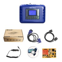 Sbb Pro2 Key Programmer Updated to V48.99 Can Support New Cars to 2017 Replace SBB 46.02 (US Ship No Tax)