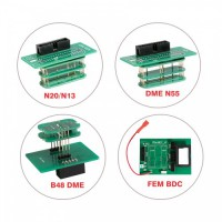 Yanhua Mini ACDP N20/N13N55/B48/FEM BDC Bench Integrated Interface Board Kit