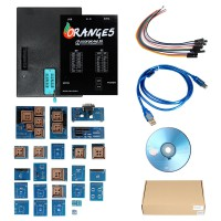 OEM Orange5 Professional Programming Device With Full Packet Hardware + Enhanced Function Software