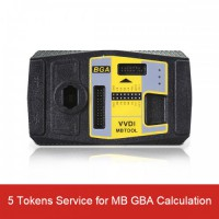 (8.28 Crazy Sale) 5 Tokens for VVDI MB BGA Tool Password Calculation
