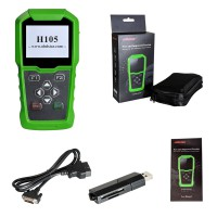 OBDSTAR H105 Hyunda Kia Auto Key Programmer Support All Series Models Pin Code Reading and Cluster Calibrate
