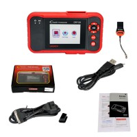Original LAUNCH Creader CRP129 Professional Auto Code Reader Scanner Update Version of CRP123 (UK Ship No Tax)