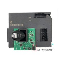 Yanhua Porsche BCM Key Tester Integrated Interface Board