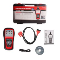 AUTEL MaxiCOM MK808 OBD2 Diagnostic All System and Service Functions (MD802+MaxiCheck Pro)