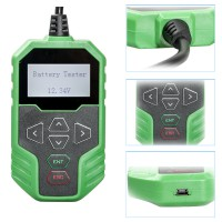 (US/UK Ship No Tax) OBDSTAR BT06 12V & 24V best automotive battery tester