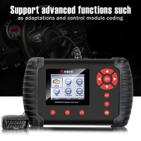 VIDENT iLink400 EU Ford Full System Scan Tool Supports ABS/SRS/EPB/DPF /Oil Reset etc