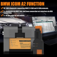 New ICOM A2+B+C for BMW Diagnostic & Programming Tool without Software