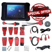 100% Original Autel MaxiSYS MS906 Auto Diagnostic Scanner Next Generation Of Autel MaxiDAS DS708