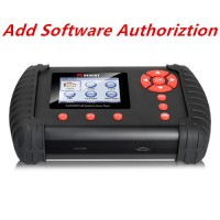 Authorized Vehicle Software for VIDENT iLink400 Tool