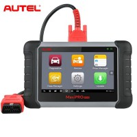 (Special Offer) 2020 New Autel MaxiPro MP808K Diagnostic Tool MP808 OBD2 Scanner with Bi-Directional Control Key Coding (Same as DS808)