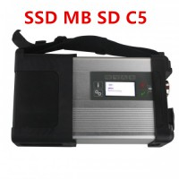 SSD V2020.3 MB SD C5 Diagnosis with WIFI Multi-Language Plus 256GB Software Run Faster