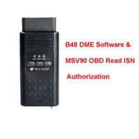 [7% OFF $39.05] MSV90 ISN Reading via OBD Authorization for Yanhua Mini ACDP