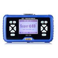 V5.0 Original SuperOBD SKP900 Key Programmer Hand-held OBD2 SKP-900 Support Almost All Cars No Tokens Limitation