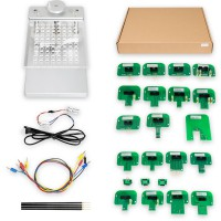 2020 New LED BDM Frame With 4 Probes Mesh + BDM Probe Adapters for KESS Dimsport KTAG Full Set