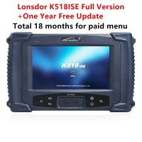 (Special Offer) Lonsdor K518ISE Full Version Free Update for 18 months (Just like k518ise+ one year update)