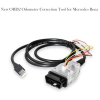 New OBD2 Odometer Correction for Benz 2015-2017 Mileage Correction Tool Better than Digiprog 4