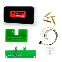 (3.18 Big Sale) Yanhua Mini ACDP Read BMW DME ISN Code when All Keys Lost No need Soldering
