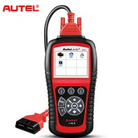 Original Autel AutoLink AL619 OBDII CAN ABS And SRS Scan Tool Update Online (US/UK Ship No Tax)