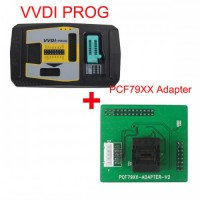 Buy Original Xhorse VVDI PROG Programmer Get Free PCF79XX Adapter (US/UK Ship No Tax)